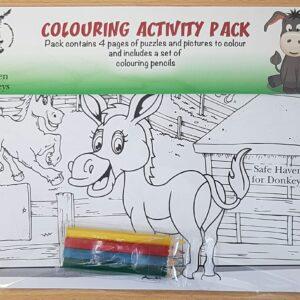 Donkey Stationary – Safe Haven for Donkeys